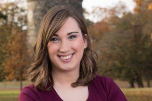 Sarah McBride, photo by B.Proud